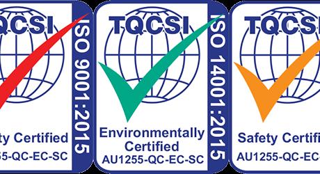 External Certifications Received