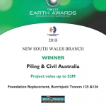 PCA CCF Award